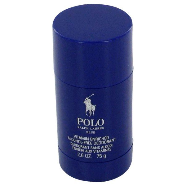 d odorant stick polo blue de ralph lauren en 75 ml pour homme. Black Bedroom Furniture Sets. Home Design Ideas
