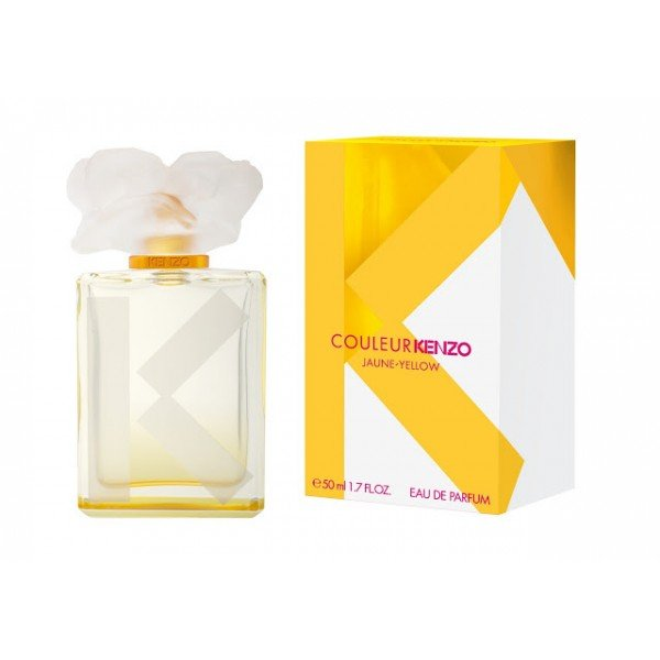 Parfum CouleurKenzo Jaune-Yellow