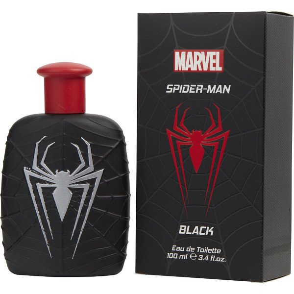 Spiderman Black Marvel