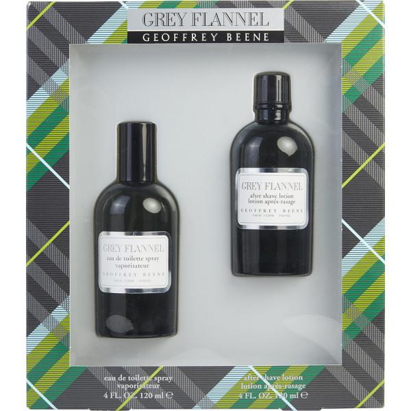 Grey flannel -  coffret cadeau 120 ml