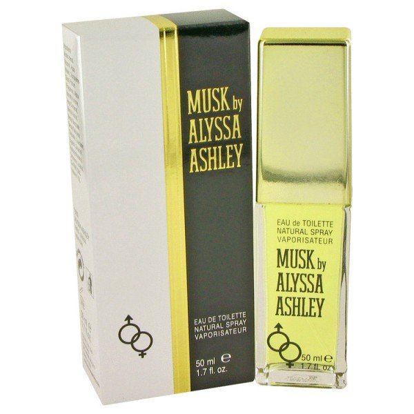 Musk -  eau de toilette spray 50 ml