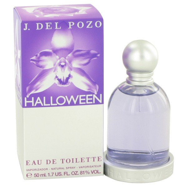 Halloween de  eau de toilette spray 50 ml
