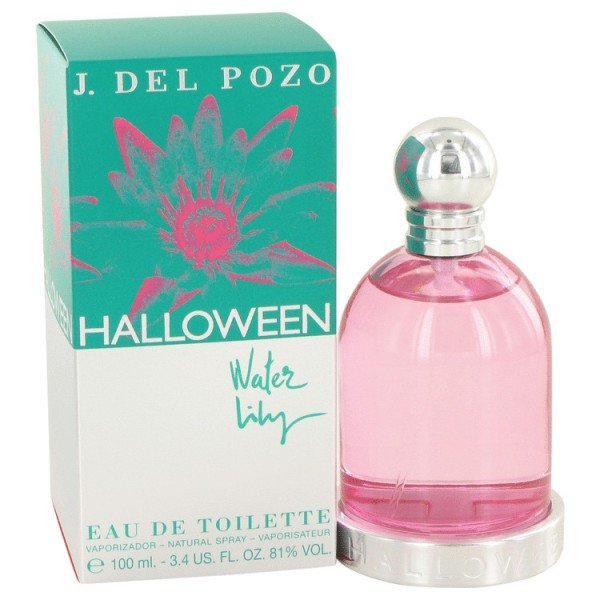 Halloween water lily de  eau de toilette spray 100 ml