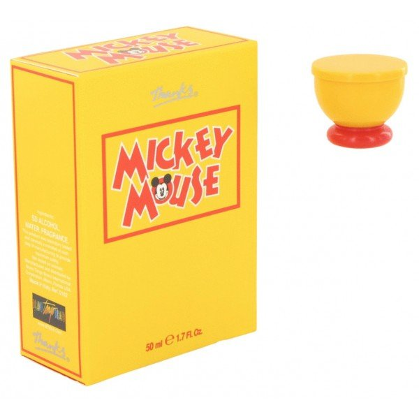 Mickey mouse -  eau de toilette spray 50 ml