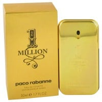 1 Million de Paco Rabanne Eau De Toilette Spray 50 ml pour Homme
