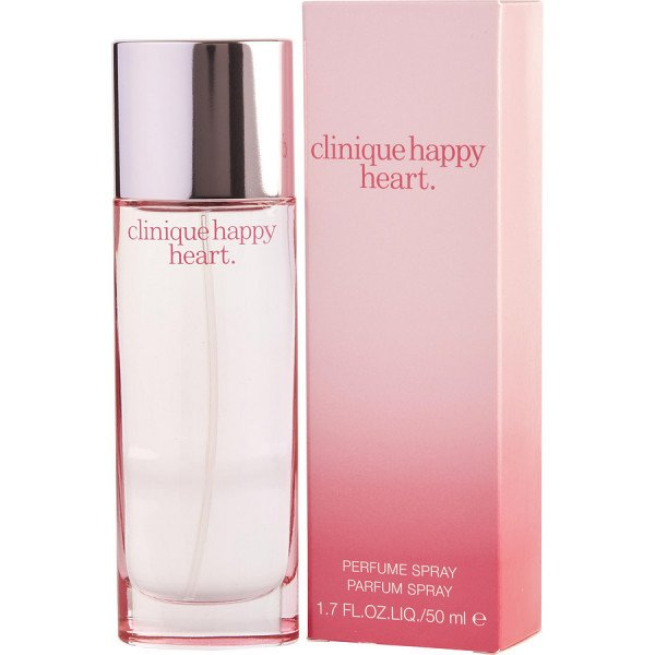 Happy heart - clinique eau de parfum spray 50 ml