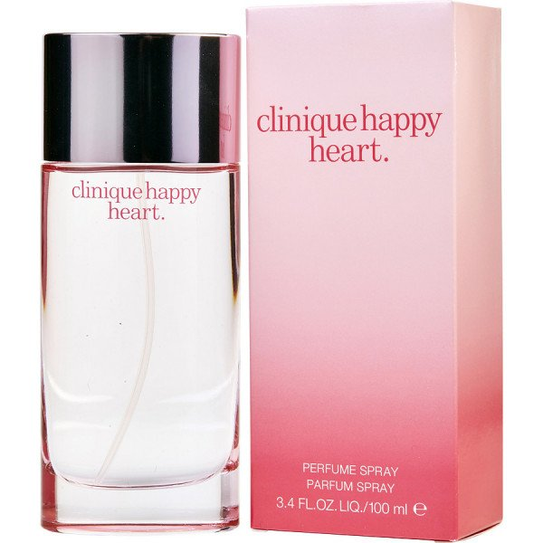 Happy heart - clinique eau de parfum spray 100 ml