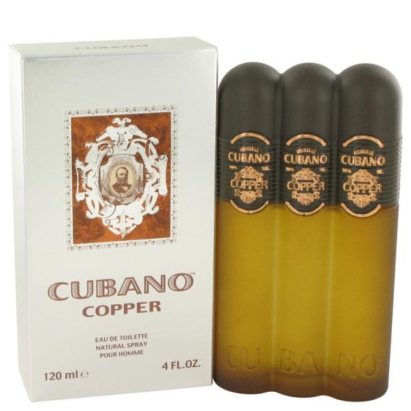 No copper - no eau de toilette spray 120 ml