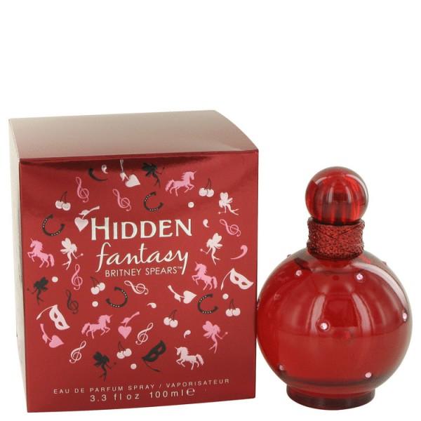 Hidden fantasy -  eau de parfum spray 100 ml