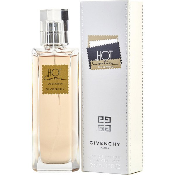 Hot couture -  eau de parfum spray 50 ml