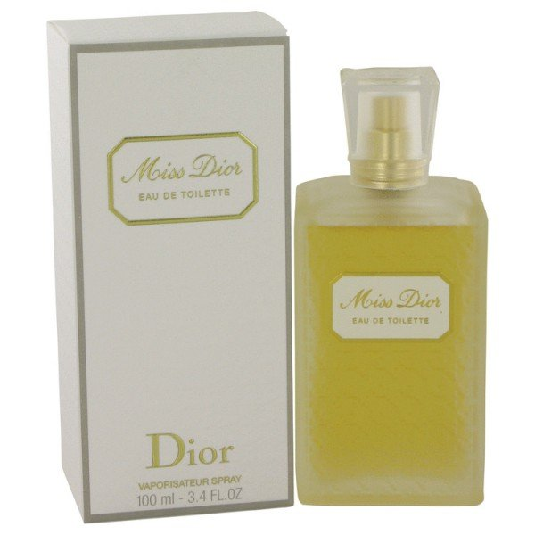 Miss dior originale -  eau de toilette spray 100 ml
