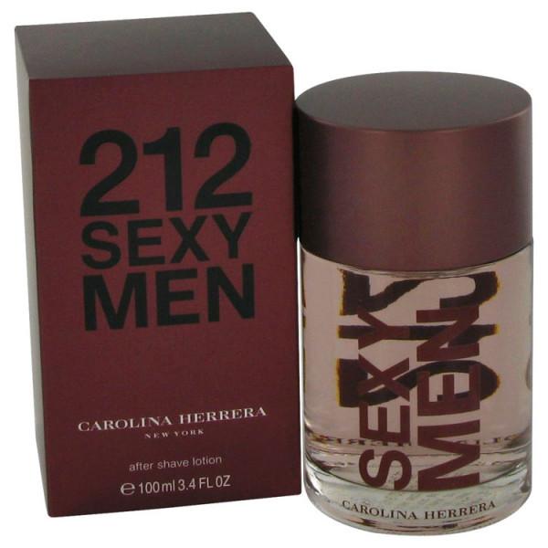 212 sexy men -  après-rasage 100 ml