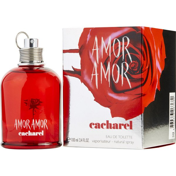 Amor amor -  eau de toilette spray 100 ml