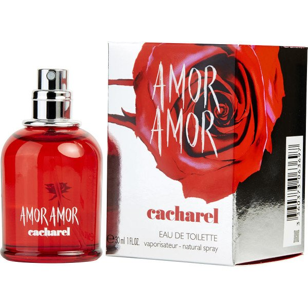 Amor amor -  eau de toilette spray 30 ml