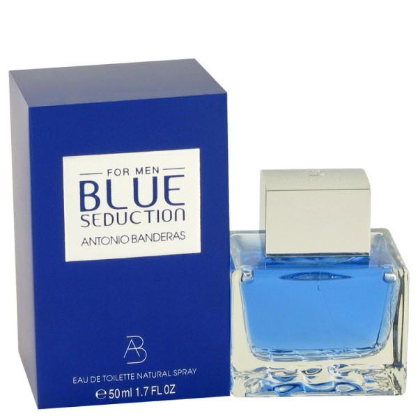 Blue seduction -  eau de toilette spray 50 ml
