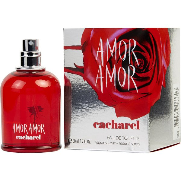 Amor amor -  eau de toilette spray 50 ml