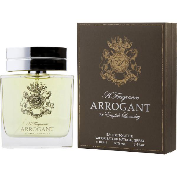 Arrogant -  eau de toilette spray 100 ml