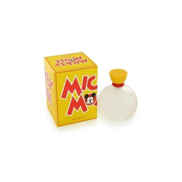 Mickey mouse -  eau de toilette spray 100 ml