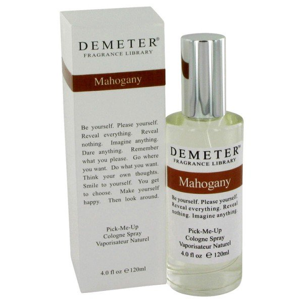 Mahogany -  cologne spray 120 ml