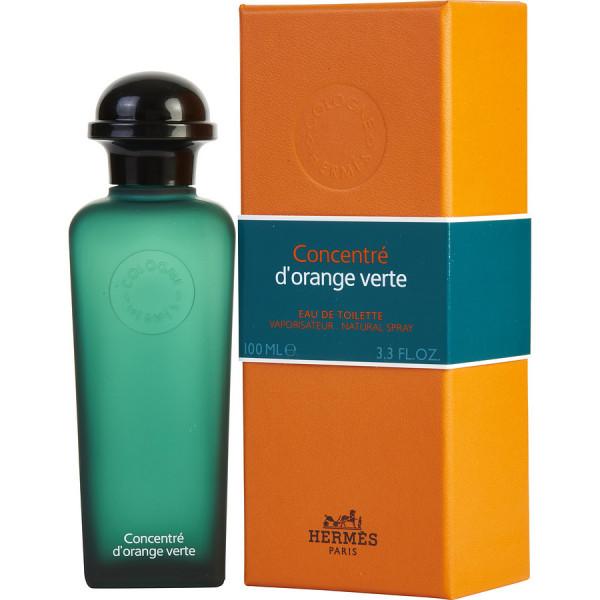 Concentré d'orange verte - hermès eau de toilette spray 100 ml