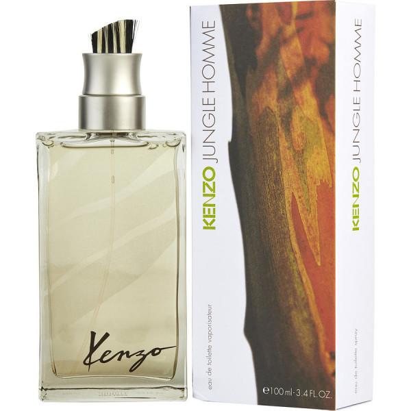 Jungle - kenzo eau de toilette spray 100 ml