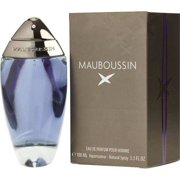 Mauboussin pour homme - mauboussin eau de parfum spray 100 ml