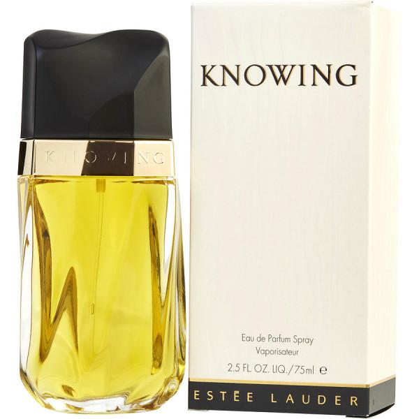 Knowing - estée lauder eau de parfum spray 75 ml