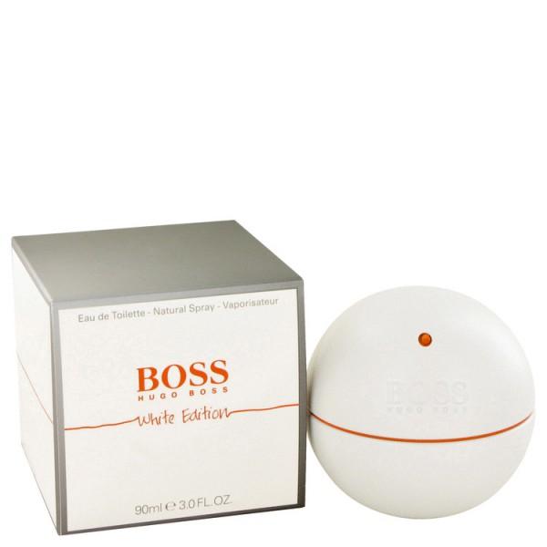 Boss in motion white - hugo boss eau de toilette spray 90 ml