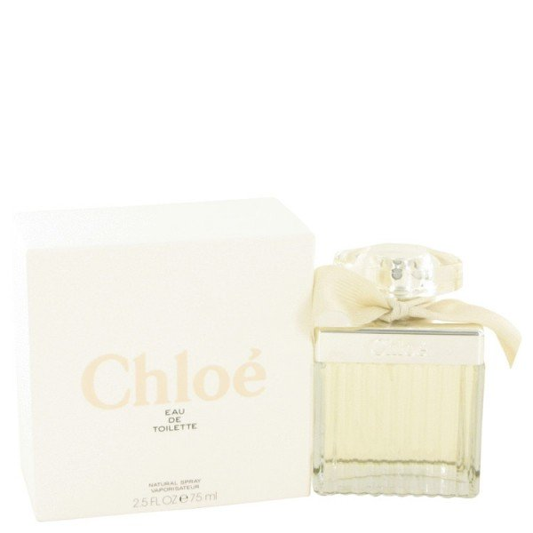 Chloé - chloé eau de toilette spray 75 ml