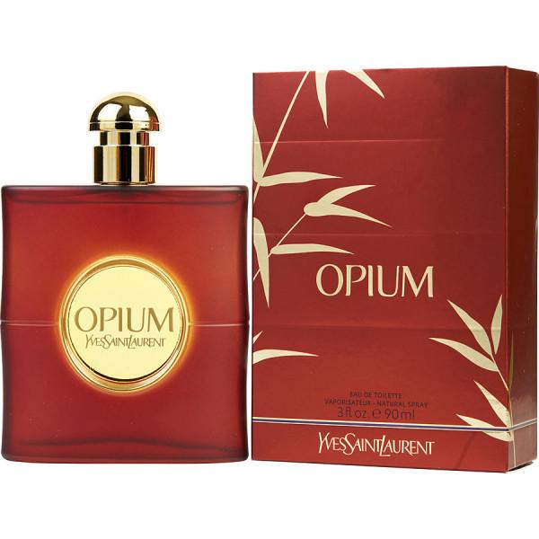Opium pour femme -  eau de toilette spray 90 ml