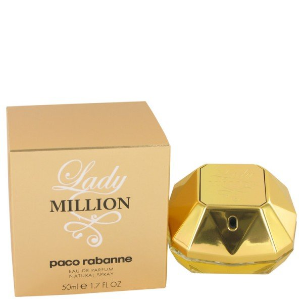 Lady million -  eau de parfum spray 50 ml