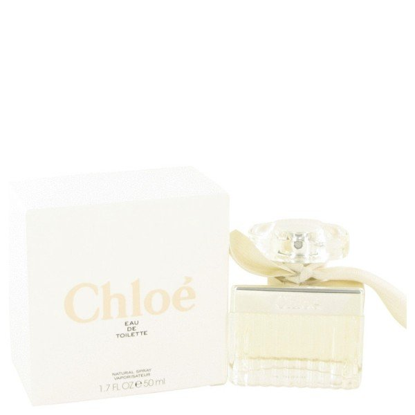 Chloé - chloé eau de toilette spray 50 ml