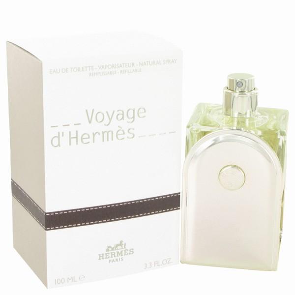 Voyage d'hermès - hermès eau de toilette spray 100 ml