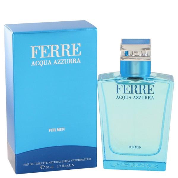 Ferre acqua azzurra - gianfranco ferré eau de toilette spray 50 ml