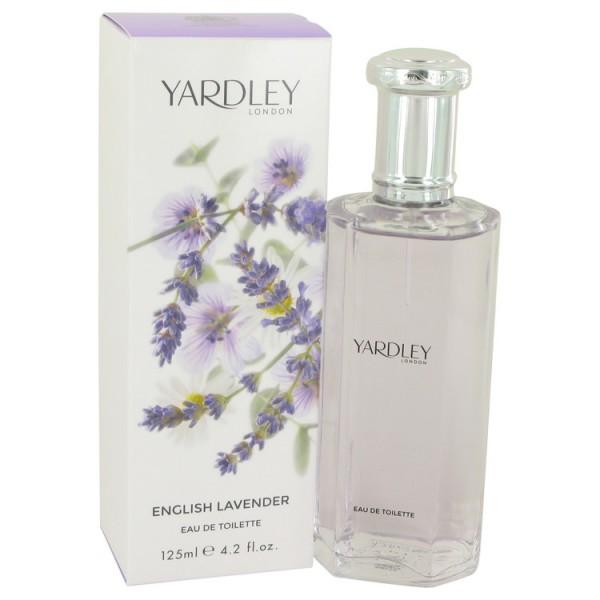 English lavender -  eau de toilette spray 125 ml