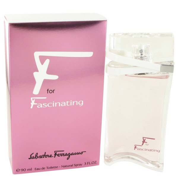 F for fascinating -  eau de toilette spray 90 ml