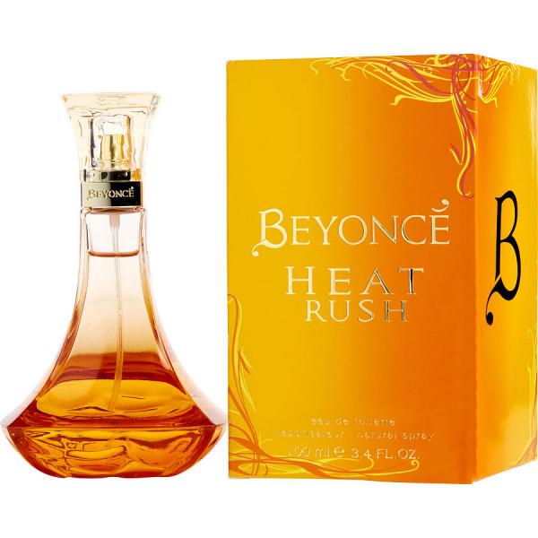Beyoncé heat rush - beyoncé eau de toilette spray 100 ml