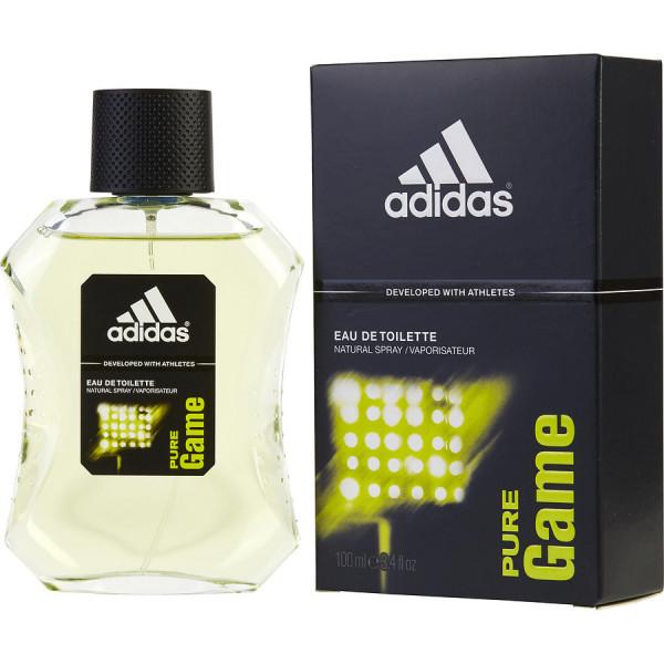 pure game -  eau de toilette spray 100 ml
