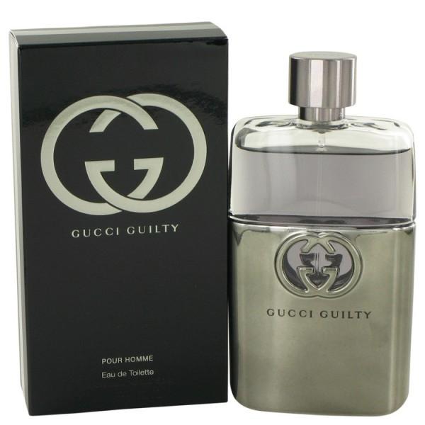 Gucci guilty pour homme - gucci eau de toilette spray 90 ml