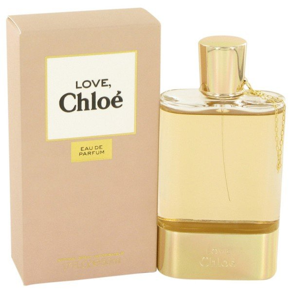 Love chloé - chloé eau de parfum spray 50 ml