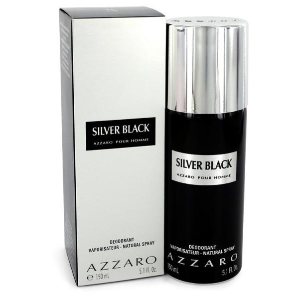 Silver black -  déodorant spray 150 ml