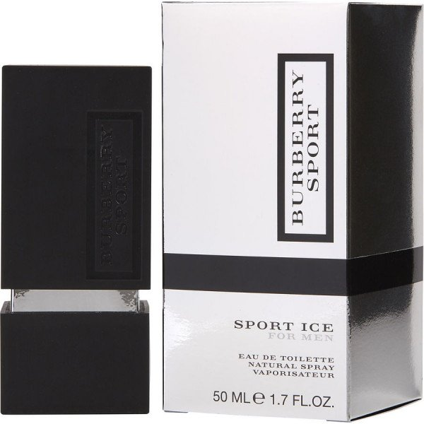 sport ice -  eau de toilette spray 50 ml