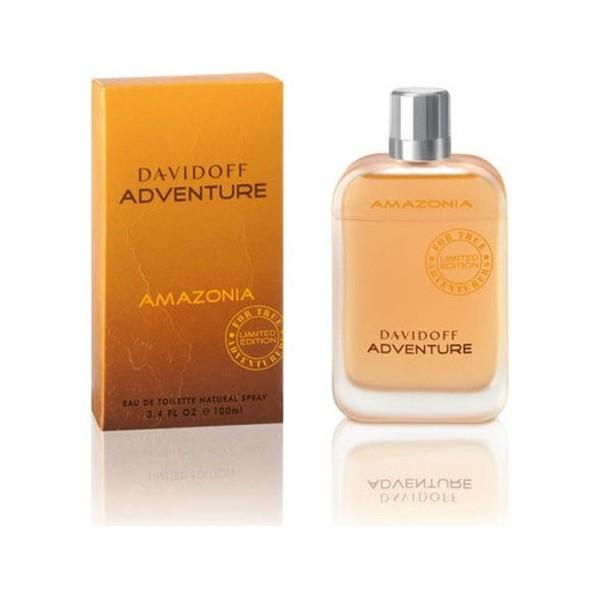 Adventure amazonia -  eau de toilette spray 100 ml
