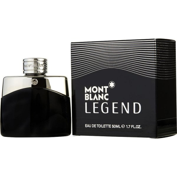 Montblanc legend - mont blanc eau de toilette spray 50 ml