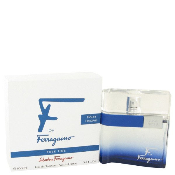 F free time -  eau de toilette spray 100 ml