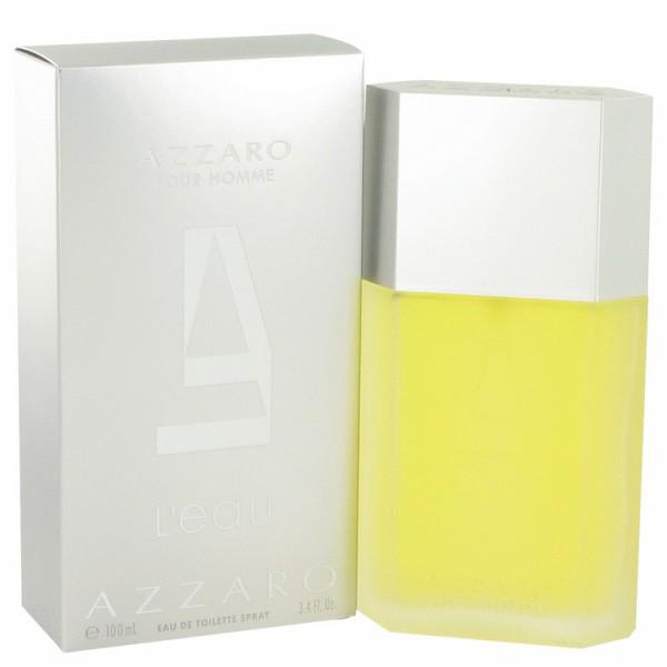 Azzaro pour homme l'eau -  eau de toilette spray 100 ml