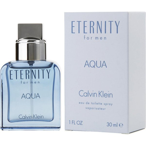 Eternity aqua -  eau de toilette spray 30 ml