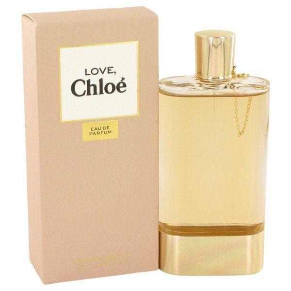 Love chloé - chloé eau de parfum spray 75 ml
