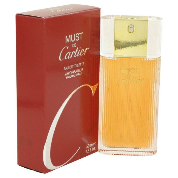 Must -  eau de toilette spray 50 ml