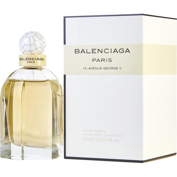 Paris 10, avenue george v -  eau de parfum spray 75 ml